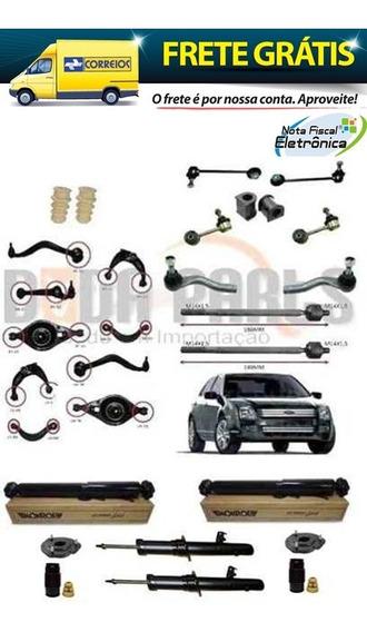 Kit Especial Suspensão Ford Fusion Até 2009 - 1ª Linha