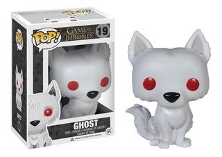 Figura Funko Pop 19 Ghost - Game Of Thrones Oferta!