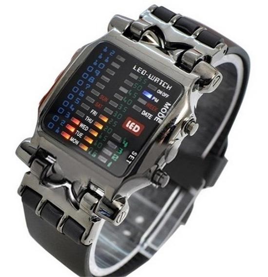 Super Led Watch Relógio Tecnológico Promoção