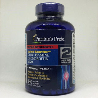 Glucosamina Condroitina Msm Triple Puritan