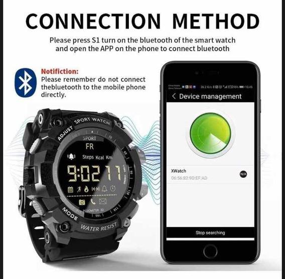 Relógio Masculino Smartwach Original