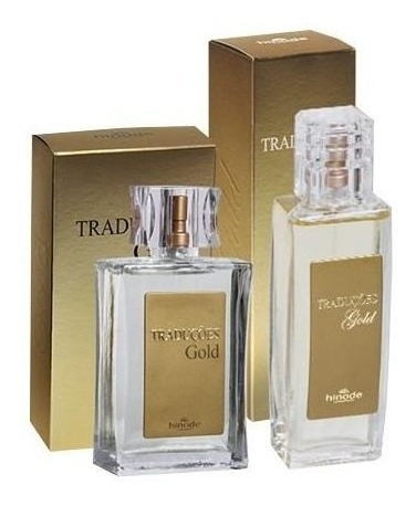 Perfumes Traduções Gold Hinode 100 Ml