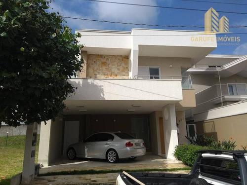 Casa À Venda, 226 M² Por R$ 1.600.000,00 - Urbanova - São José Dos Campos/sp - Ca0174