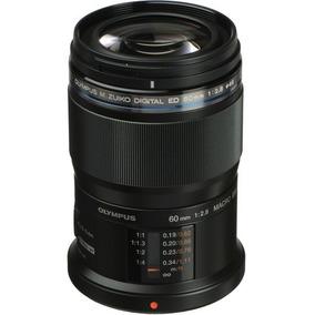 Lente Olympus M.zuiko Digital Ed 60mm F/2.8 Macro C/ Recibo