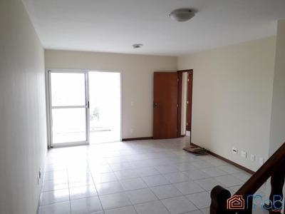 Excelente Cobertura Duplex De 04 Qtos, Sendo 02 Suítes Na Riviera - Ap068