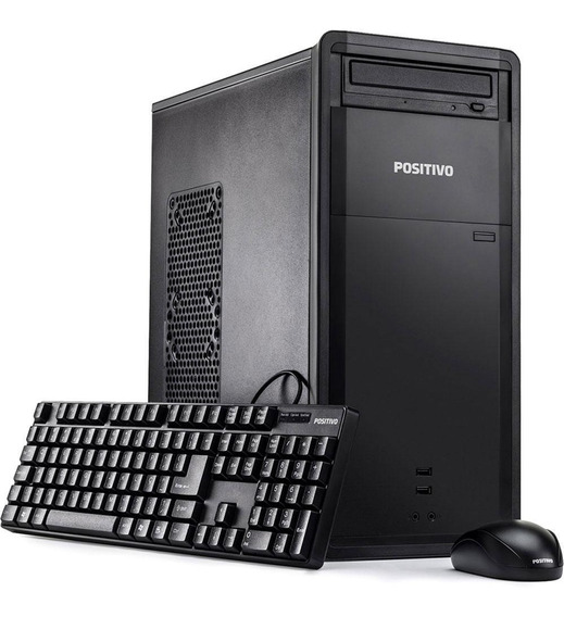 Desktop Positivo Dri8432 Core I5 \ 4460 \ 3.20 Ghz \ 8gb Ram