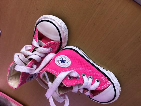 Remato Zapatos Converse Niña