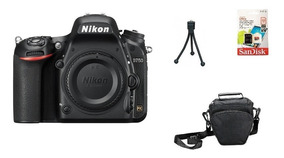 Corpo Nikon D750 Fullframe + 32gb + Bolsa + Tripé Novo