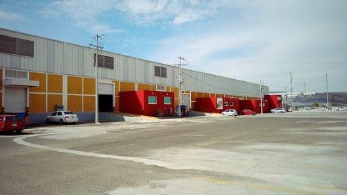 El Colorado, El Marques Nave Renta 750 M2 Con Rampa Y Anden.