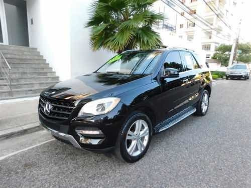 Mercedes-benz Clase M Ml350 2014