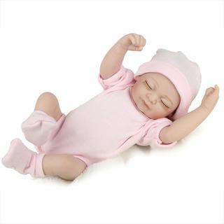 Reborn Bebe Recién Nacido De 25 Cms