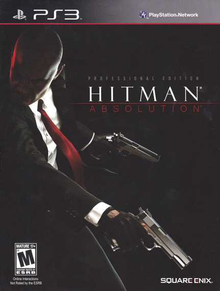 Hitman Absolution Especial Edition Ps3 Psn Promoção