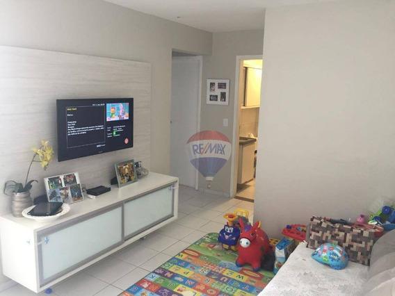 Apartamento Com 2 Dormitórios À Venda, 45 M² Por R$ 220.000,00 - Imbiribeira - Recife/pe - Ap0520