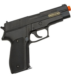 Pistola Airsoft Sig Sauer P226 Training Series Spring Abs