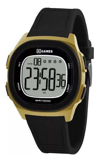 Relógio X-games Masculino Digital Xgppd125 Bxpx Dourado
