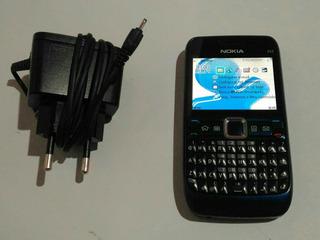 Celular Nokia E63. Estado De Novo. Bluetooth, Wi-fi, E-mail