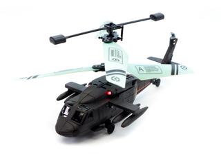 Helicóptero A Control Remoto Con Luces Led 3.5 Ch