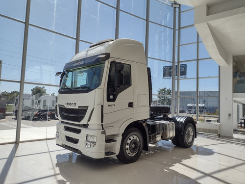 Camion Iveco Stralis Hi Way 490s44 Tractor