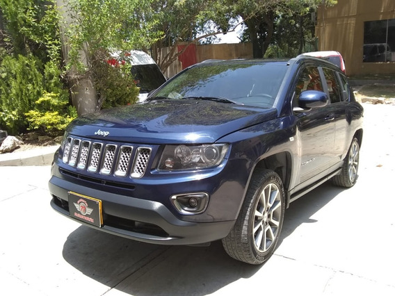 Jeep Compass New Compass Limited 2.4 Automática 4x4 2014