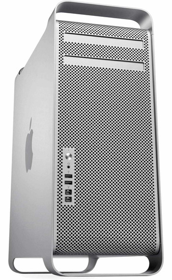 Cpu Micro Apple Mac Pro 5.1 1x Processador Intel Xeon W3530 2.8ghz 16gb Ram Ddr3 Hd 650gb Sata Vídeo Ati Radeon Hd 5770