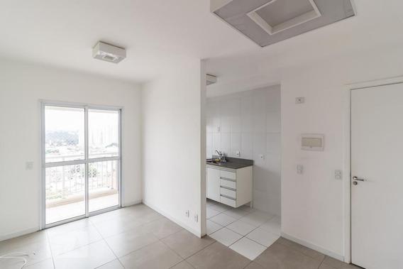 Apartamento No 16º Andar Com 1 Dormitório E 1 Garagem - Id: 892951067 - 251067