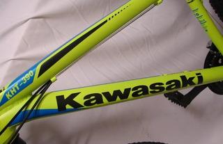Bicicleta Kawasaki, Rodado 29