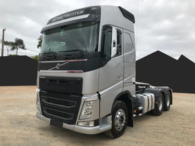 Volvo Fh 540 6x4 Bug Leve 2017 / 2018 I-shift 90.000 Km