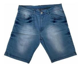 Promoção!!! Brermuda Jeans Masculina Tamanho 46