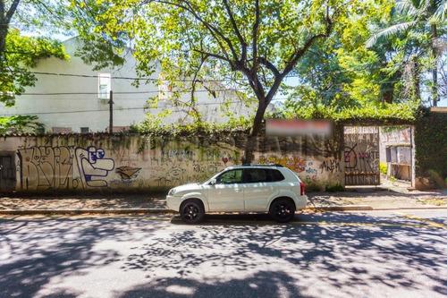 Imagem 1 de 11 de Terreno - Alto De Pinheiros - Ref: 127918 - V-127918