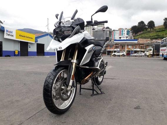 Bmw R 1200 Gs Como Nueva