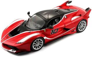 Miniatura Ferrari Fxx-k Racing 1:24 Bburago (18-26301)