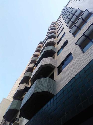 Imagem 1 de 23 de Apartamento Com 1 Dorm, Centro, São Vicente - R$ 260 Mil, Cod: 1354 - V1354