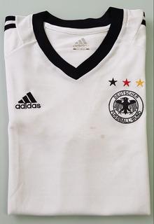 Camisa De Futebol Da Seleção Da Alemanha