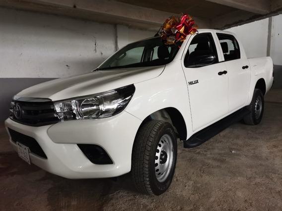Toyota Hilux Doble Cabina Aire Acondicionado Eléctrica