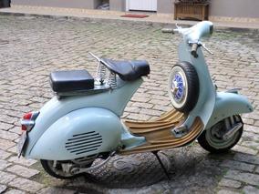 Vespa Piaggio - 1962