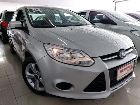 Ford Focus Sedan 2.0 S Flex Aut. 4p 2014