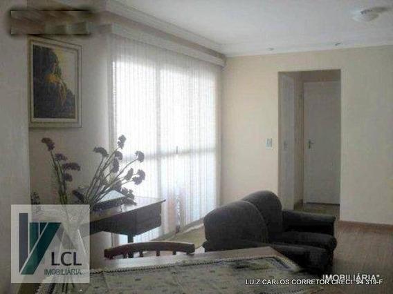 Apartamento Com 2 Dormitórios À Venda, 72 M² Por R$ 300.000,00 - Jardim Henriqueta - Taboão Da Serra/sp - Ap0029