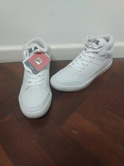Zapatillas Fila F-92 Originales Blancas Sin Uso