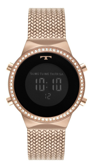 Relógio Technos Feminino Trend Rosa Bj3478ah/1p