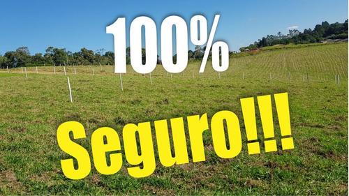 Imagem 1 de 14 de L20- Terrenos Com Topografia Plaina Garanta Ja O Seu