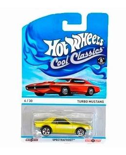 Hot Wheels Cool Classics Turbo Mustang 6/30 Mattel
