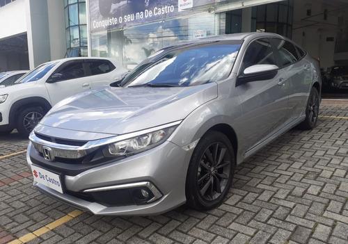 Imagem 1 de 15 de Honda Civic 2.0 Ex Automático 2020  Garantia De Fábrica!
