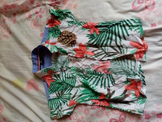 Camisas Hawaianas Talla 0