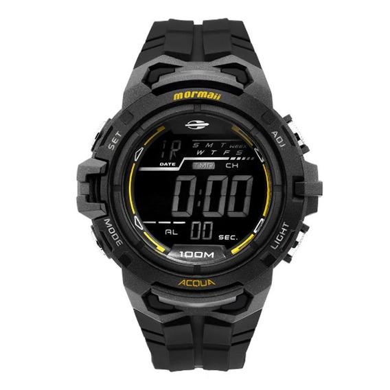 Relógio Mormaii Mo1147a8p Preto