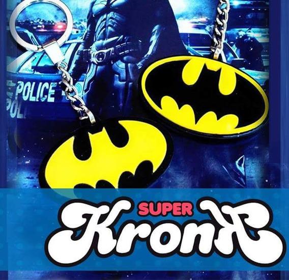 Llavero De Batman En Acrilico