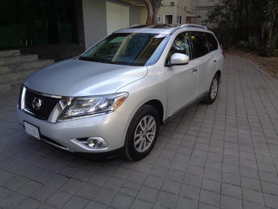 Nissan Pathfinder Exclusive 2014 (nueva)
