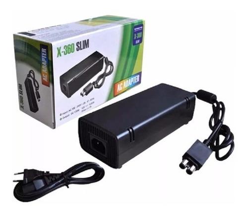 Transformador Fuente Alimentacion Para Xbox 360 Slim 220v