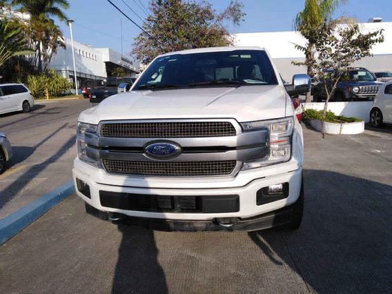 Ford Lobo 2018 4p Platinum Doble Cab V6/3.5 Aut 4x4