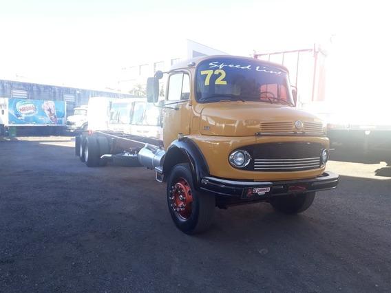 M Benz 1513 Ano 1972 Chassi 9,70, Aceita Troca!!!