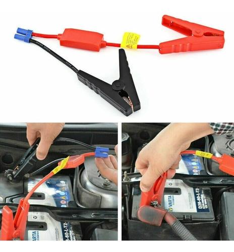 Cable Iniciador Para Starter Jump De Baterias Para Carro